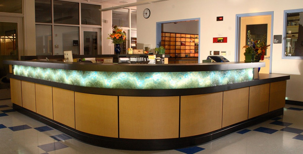 reception desk 2